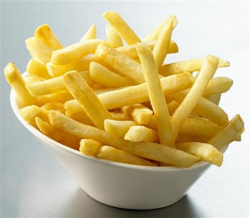 CHIPS STRAIGHT CUT 10MM 5KG