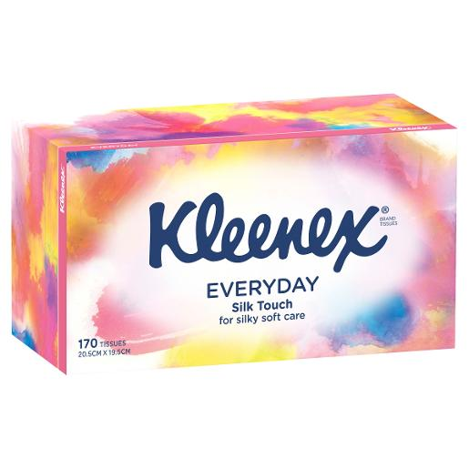 FACIAL TISSUE EVERYDAY MIXED 170S