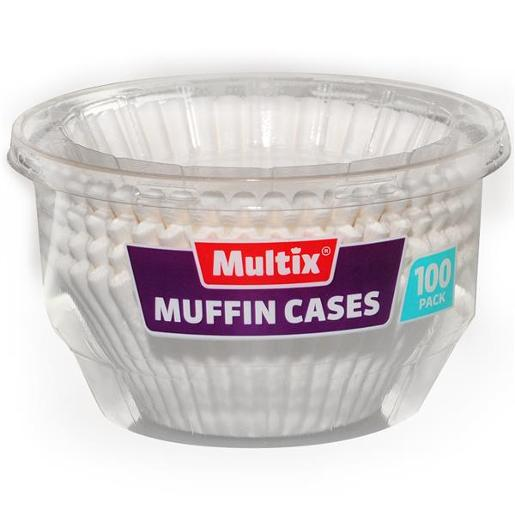 MUFFIN PATTY CASES