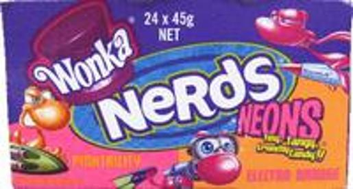 NEON NERDS 45GM