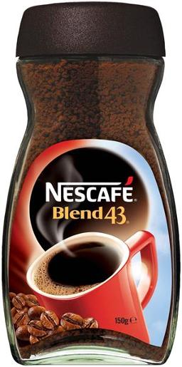 BLEND 43 COFFEE 150GM