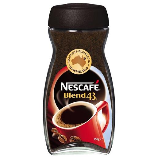 BLEND 43 COFFEE 250GM