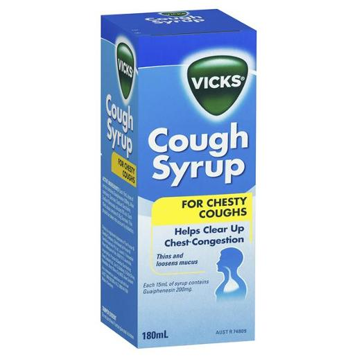 COUGH SYRUP 180ML