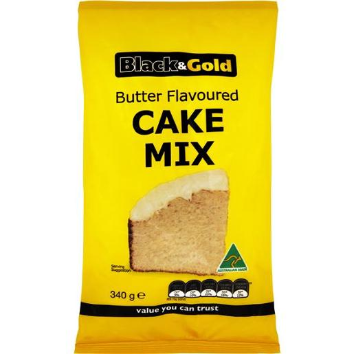 CAKE MIX BUTTERCAKE 340GM