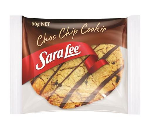 CHOCOLATE CHIP COOKIE INDIVIDUALLY WRAPPED 90GM