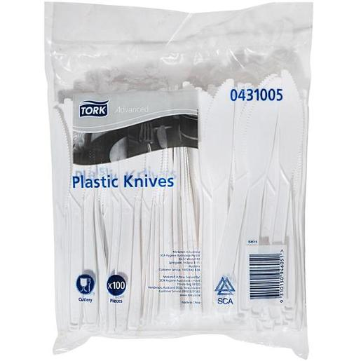 ADVANCED PLASTIC KNIVES 100S