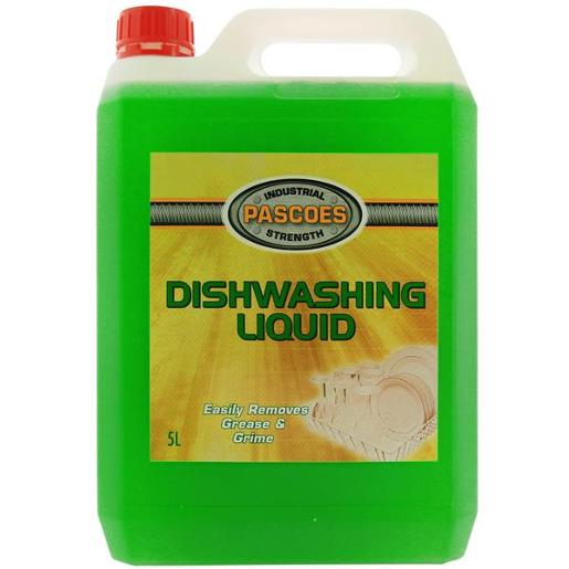 INDUSTRIAL STENGTH DISHWASHING LIQUID 5L