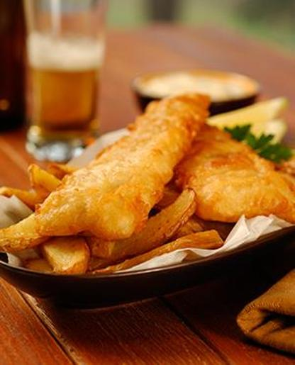 BEER BATTERED FISH 3.45KG