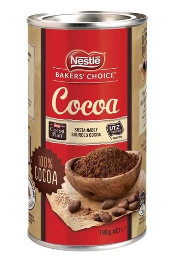 BAKING COCOA 190GM