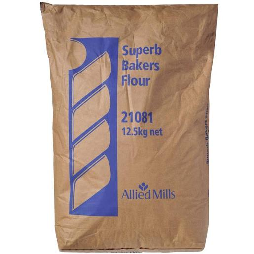 SUPER BAKERS FLOUR 12.5KG