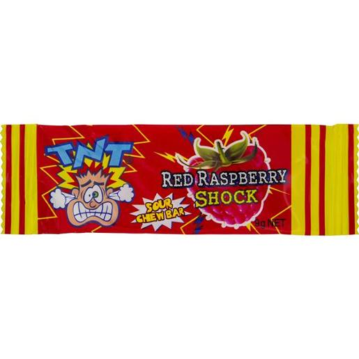 RASPBERRY SOUR CHEW BAR 9GM