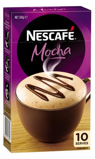 MOCHA COFFEE MIXES 10PK