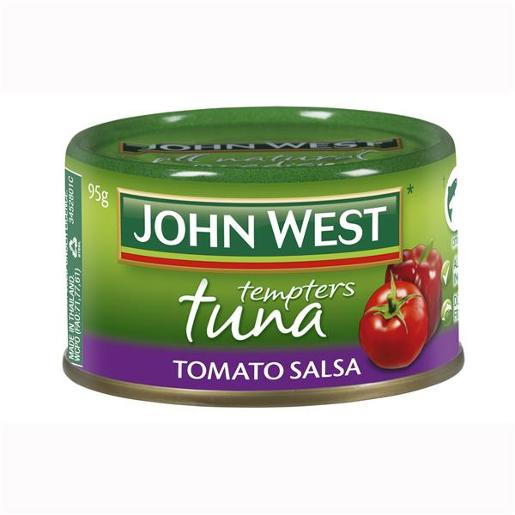 TOMATO SALSA TUNA TEMPTERS 95GM