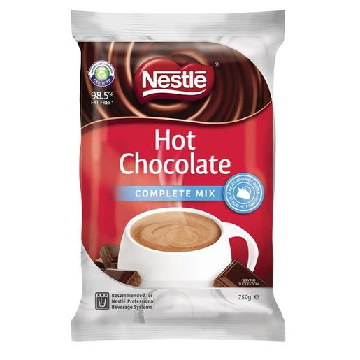 COMPLETE MIX HOT CHOCOLATE SOFT PACK 750GM