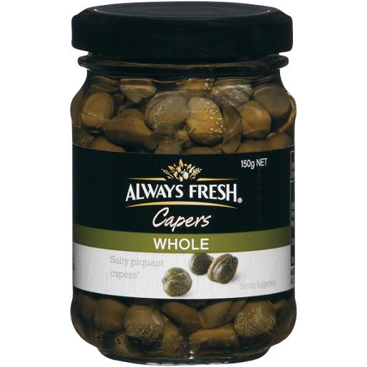 CAPERS 150GM