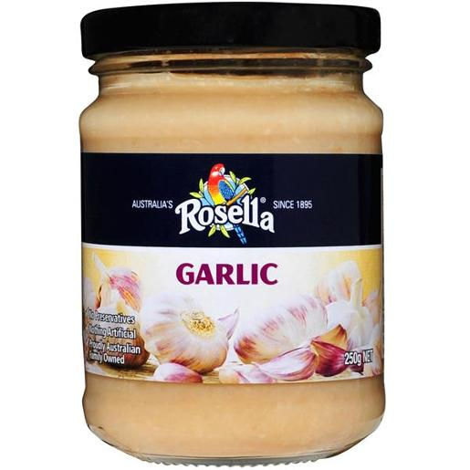 100% NATURAL GARLIC 250GM