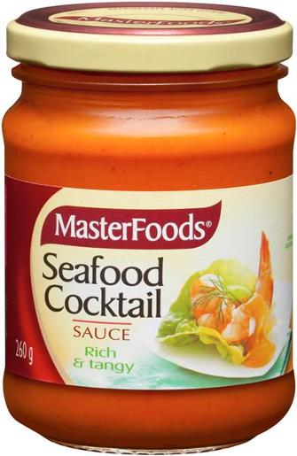 SEAFOOD COCKTAIL SAUCE 260GM
