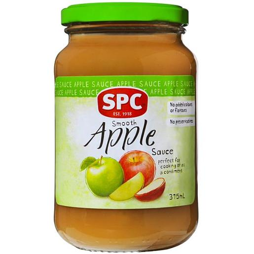 APPLE SAUCE 375ML