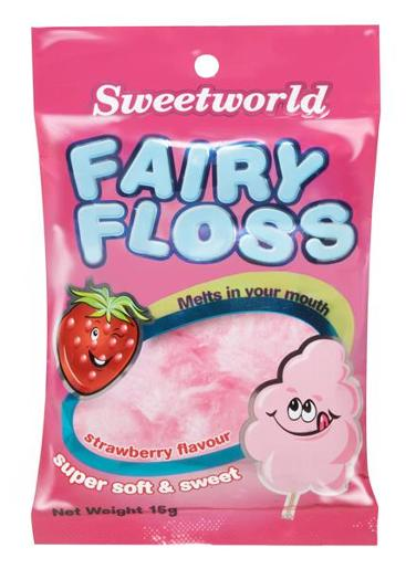 FAIRY FLOSS 15GM