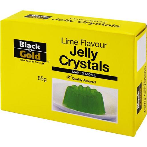 JELLY LIME FLAVOUR 85GM