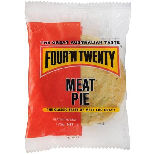 TRADITIONAL MEAT PIES 175GM