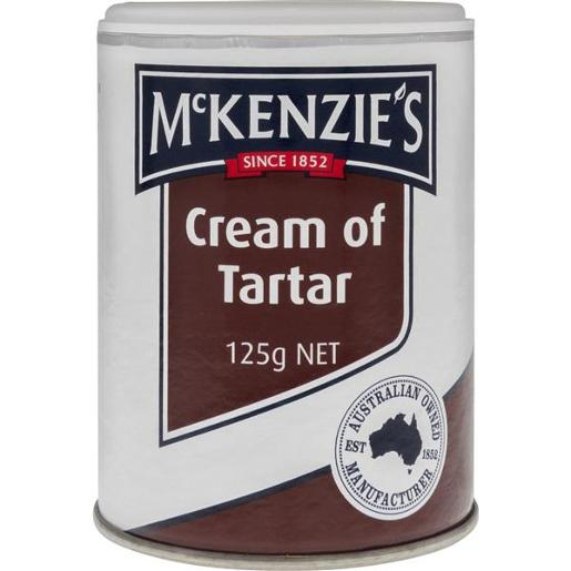 CREAM OF TARTAR 125GM