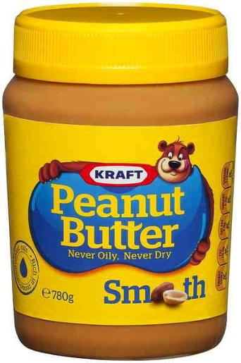 THE GOOD NUT PEANUT BUTTER SMOOTH 780GM