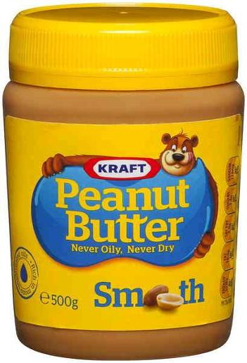 THE GOOD NUT PEANUT BUTTER SMOOTH 500GM