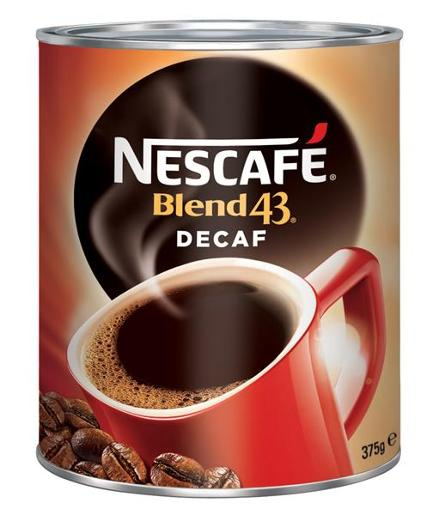 DECAF COFFEE 375GM