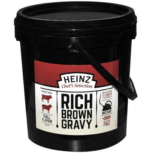 RICE BROWN GRAVY GLUTEN FREE 7.5KG