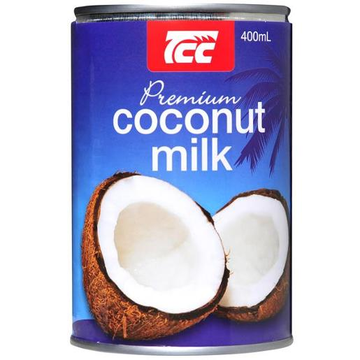 TCC MILK COCONUT         400ML