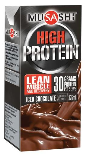 P30 PROTEIN ICED CHOCOLATE 375ML