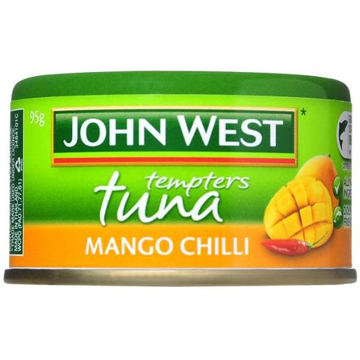 TUNA TEMPTERS MANGO CHILLI 100GM