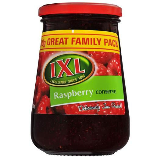 RASPBERRY CONSERVE VALUE PACK 600G