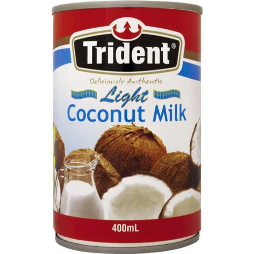 TRIDENT COCONUT MILK LTE 400ML