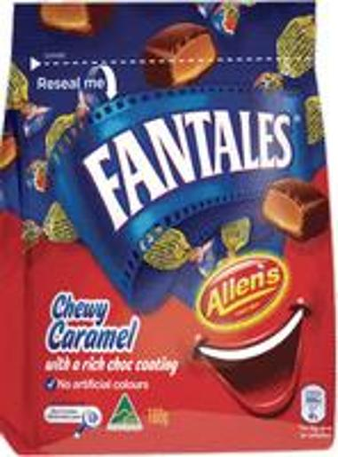 FANTALES CHOCOLATE 160GM
