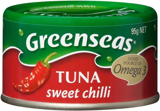 TUNA SWEET CHILLI 95GM