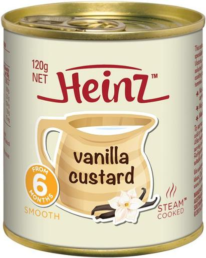 ALL AGES CUSTARD VANILLA 120GM