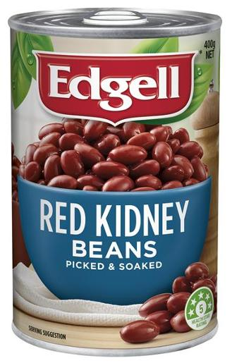 RED KIDNEY BEANS 420GM