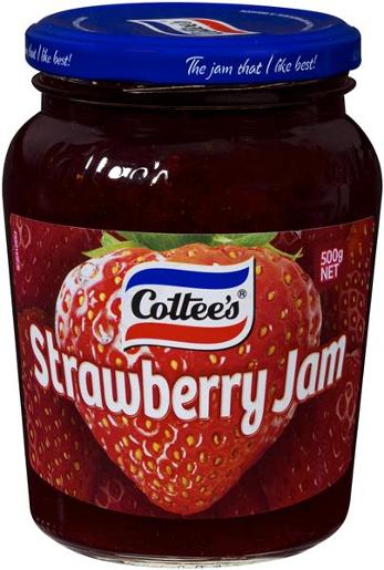 STRAWBERRY JAM 500GM