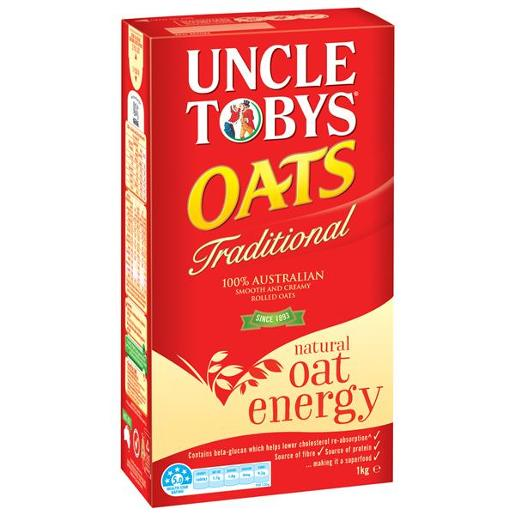 TRADITIONAL OATS BREAKFAST CEREAL 1KG