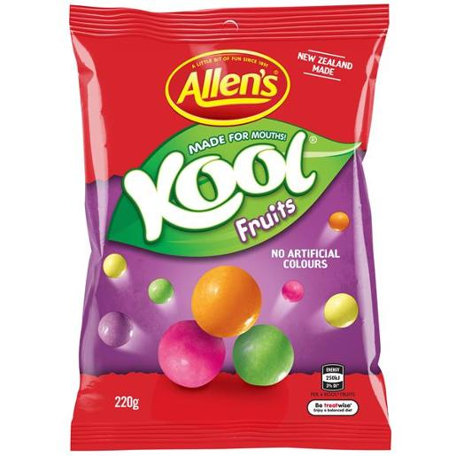 KOOL FRUITS 220G