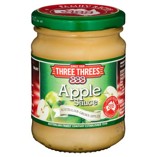 APPLE SAUCE 250GM