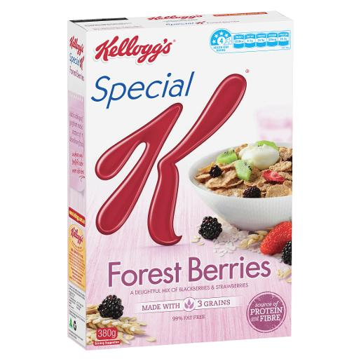 SPECIAL K FOREST BERRIES 380GM