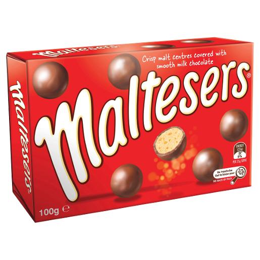 MALTESERS BOX 100GM