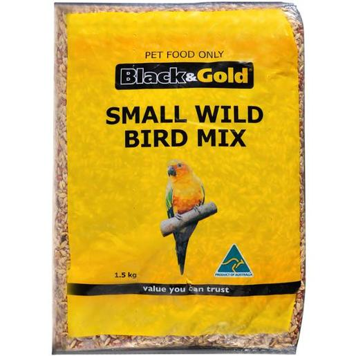 WILD BIRD MIX SMALL 1.5KG
