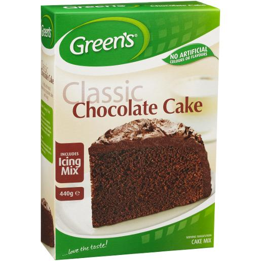 CAKE MIX TRADITIONAL CHOCOLATE 440GM
