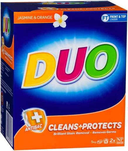 CLEANS AND PROTECT LAUNDRY POWDER 5KG