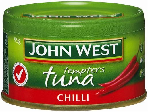 TUNA TEMPTERS CHILLI 95GM