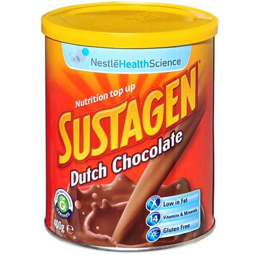 POWDER DUTCH CHOCOLATE 400GM